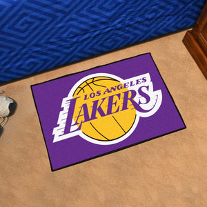 "NBA - Los Angeles Lakers Starter Rug 19"" x 30"""