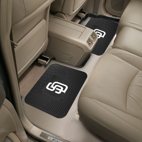 MLB - San Diego Padres 2-pc Utility Mat 14