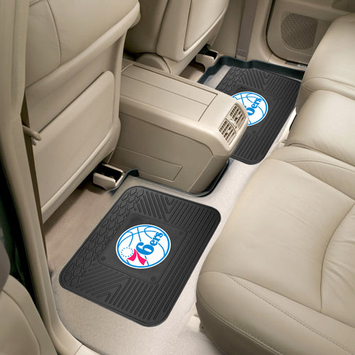 NBA - Philadelphia 76ers 2-pc Utility Mat 14
