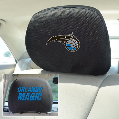 NBA - Orlando magic Head Rest Cover 10