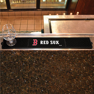 "MLB - Boston Red Sox Drink Mat 3.25""x24"""