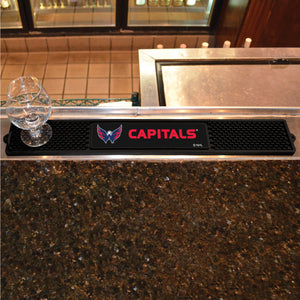 "NHL - Washington Capitals Drink Mat 3.25""x24"""