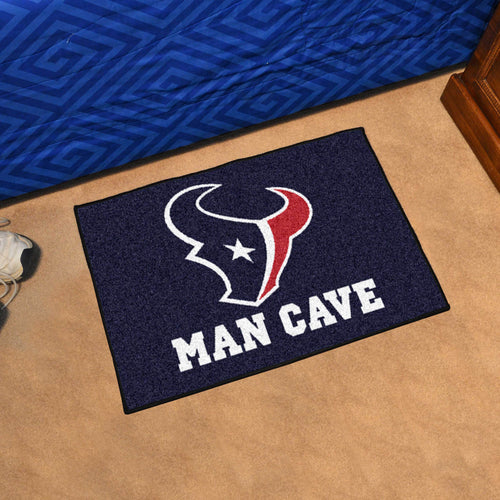 NFL - Houston Texans Man Cave Starter Rug 19