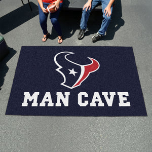 NFL - Houston Texans Man Cave UltiMat 5'x8' Rug