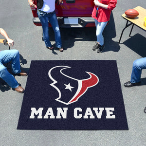 NFL - Houston Texans Man Cave Tailgater Rug 5'x6'