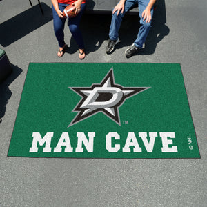 NHL - Dallas Stars Man Cave UltiMat 5'x8' Rug