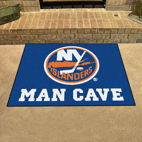 NHL - New York Islanders Man Cave All-Star Mat 33.75