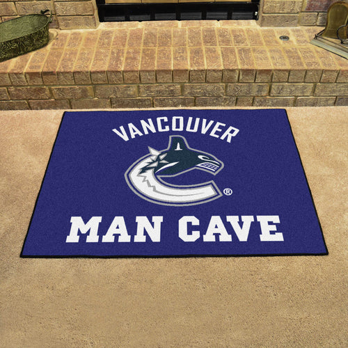 NHL - Vancouver Canucks Man Cave All-Star Mat 33.75