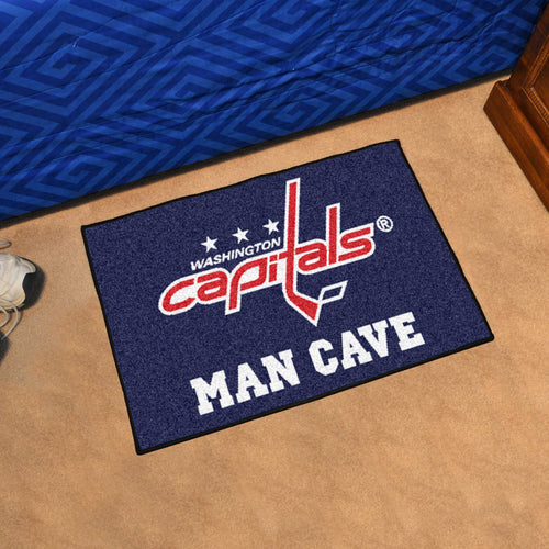 NHL - Washington Capitals Man Cave Starter Rug 19