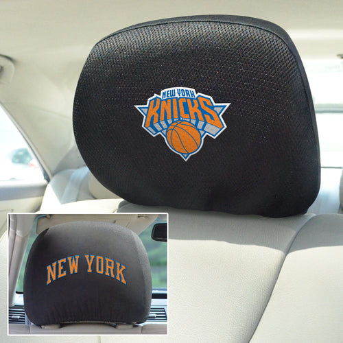 NBA - New York Knicks Head Rest Cover 10