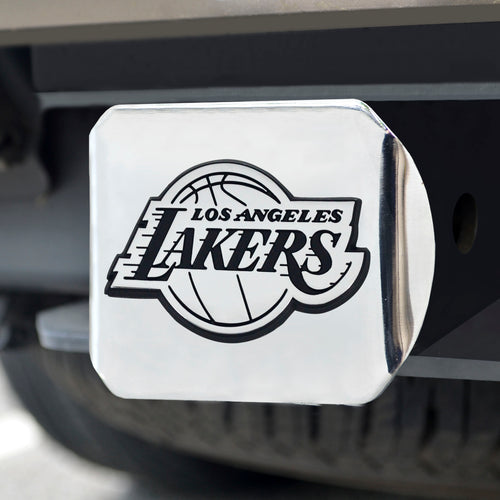 NBA - Los Angeles Lakers Chrome Hitch Cover 4 1/2