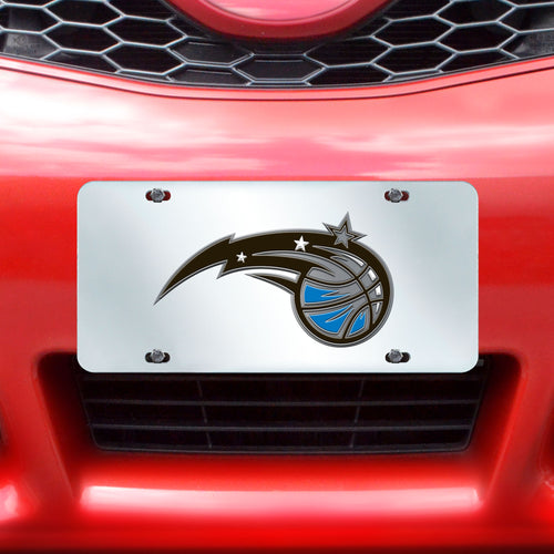 NBA - Orlando Magic License Plate Inlaid 6