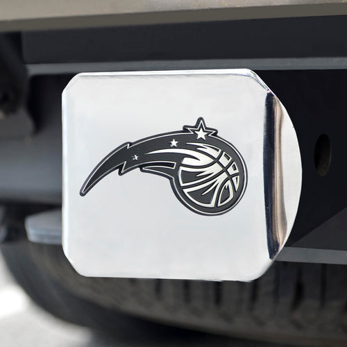 NBA - Orlando Magic Chrome Hitch Cover 4 1/2