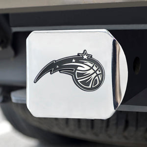 "NBA - Orlando Magic Chrome Hitch Cover 4 1/2""x3 3/8"""