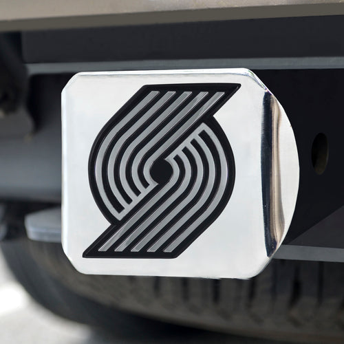 NBA - Portland Trail Blazers Chrome Hitch Cover 4 1/2