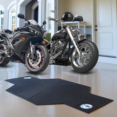 NBA - Philadelphia 76ers Motorcycle Mat 82.5