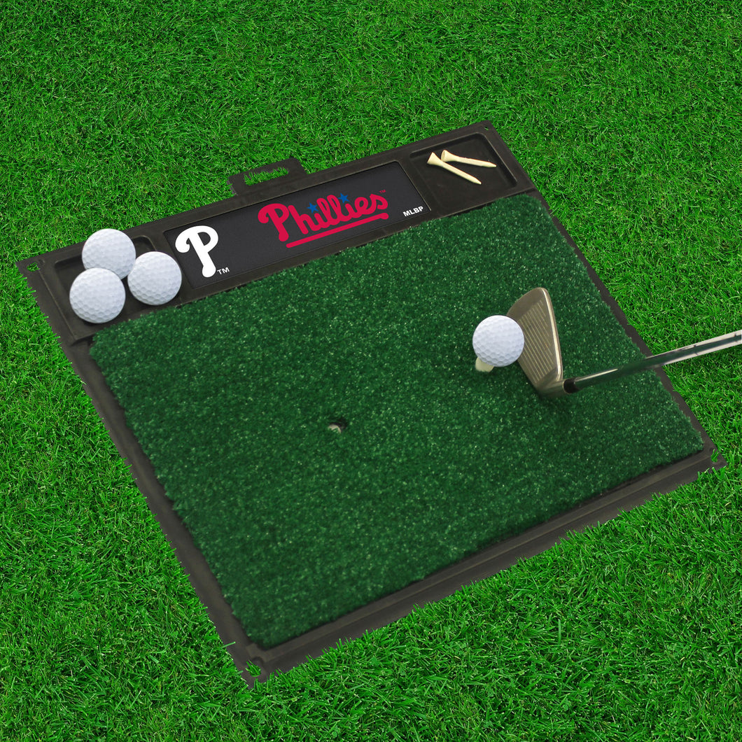 MLB - Philadelphia Phillies Golf Hitting Mat 20
