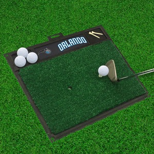 "NBA - Orlando Magic Golf Hitting Mat 20"" x 17"""