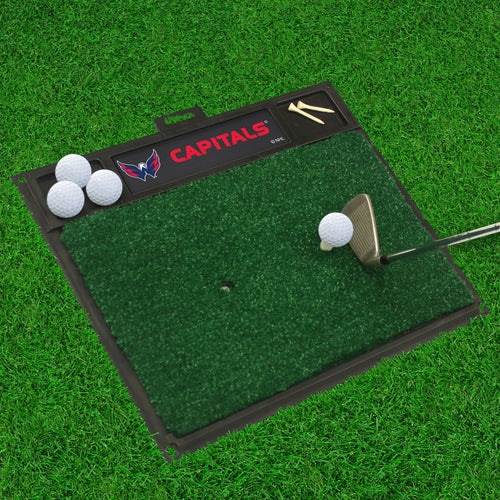 NHL - Washington Capitals Golf Hitting Mat 20