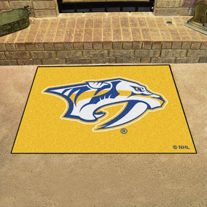 "NHL - Nashville Predators All-Star Mat 33.75""x42.5"""