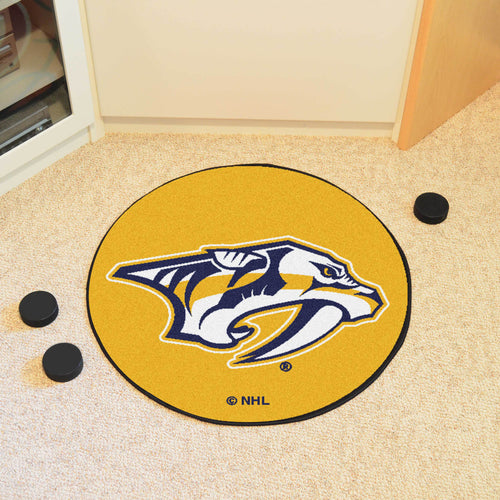 NHL - Nashville Predators Puck Mat 27