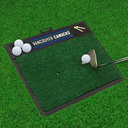 NHL - Vancouver Canucks Golf Hitting Mat