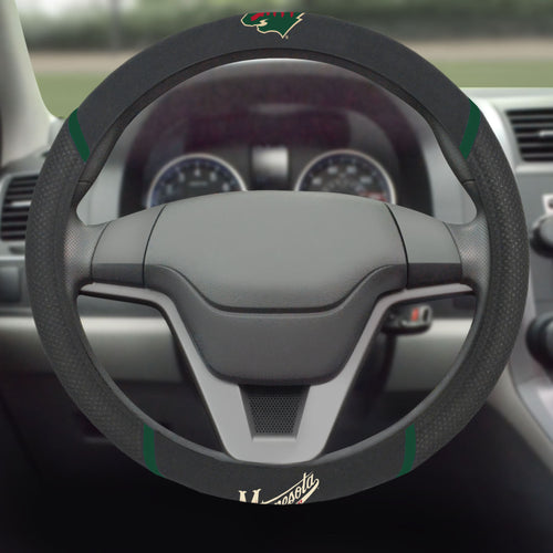 NHL - Minnesota Wild Steering Wheel Cover 15