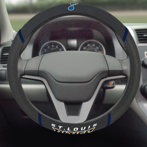 NHL - St. Louis Blues Steering Wheel Cover 15