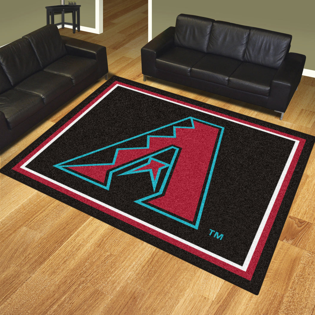 MLB - Arizona Diamondbacks 8'x10' Rug