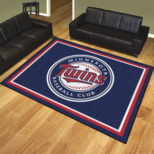 MLB - Minnesota Twins 8'x10' Rug