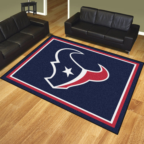 NFL - Houston Texans 8'x10' Rug