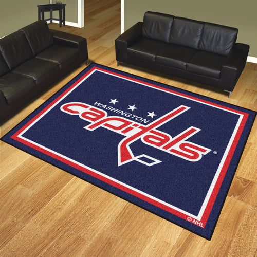 NHL - Washington Capitals 8'x10' Rug