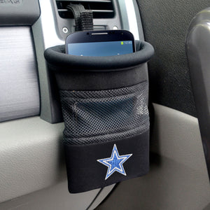 "NFL - Dallas Cowboys Car Caddy 5""x4.5"""
