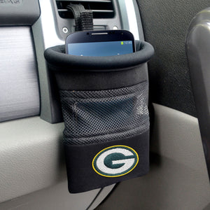 "NFL - Green Bay Packers Car Caddy 5""x4.5"""