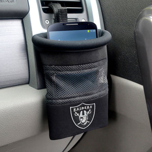 "NFL - Oakland Raiders Car Caddy 5""x4.5"""