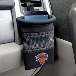 "NBA - New York Knicks Car Caddy 5""x4.5"""