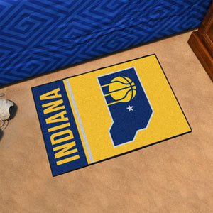 "NBA - Indiana Pacers Uniform Starter Rug 19""x30"""