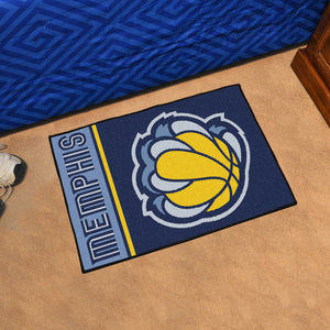 "NBA - Memphis Grizzlies Uniform Starter Rug 19""x30"""