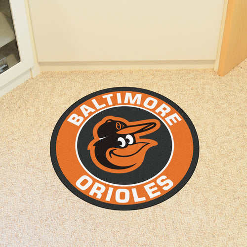 MLB - Baltimore Orioles Round Mat 27