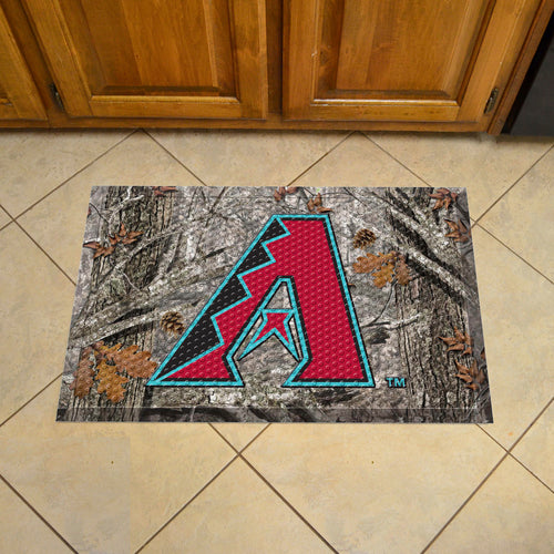 MLB - Arizona Diamondbacks Scraper Mat 19