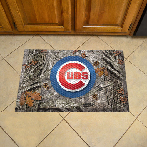 MLB - Chicago Cubs Scraper Mat 19