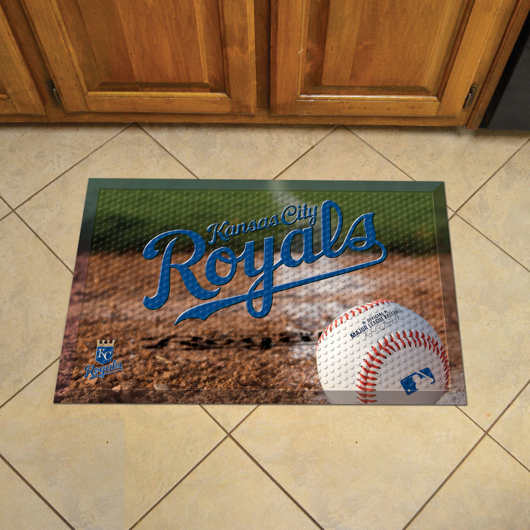 MLB - Kansas City Royals Scraper Mat 19