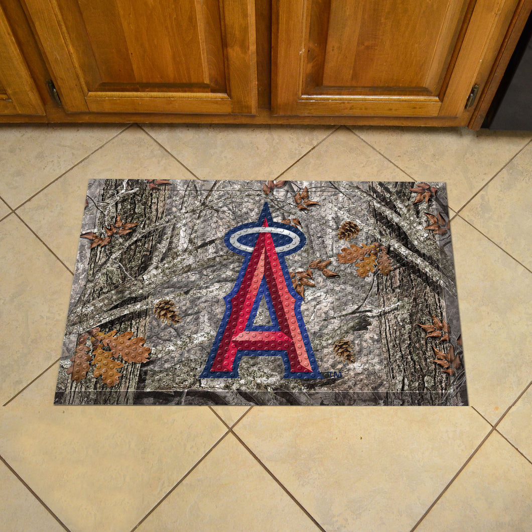 MLB - Los Angeles Angels Scraper Mat 19