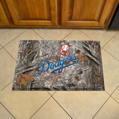 MLB - Los Angeles Dodgers Scraper Mat 19