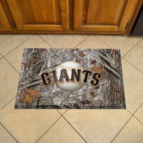 MLB - San Francisco Giants Scraper Mat 19