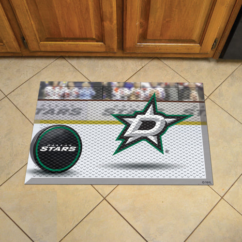 NHL - Dallas Stars Scraper Mat 19