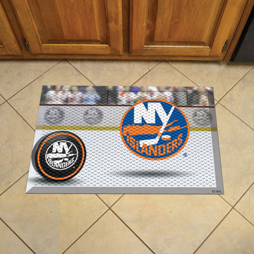 NHL - New York Islanders Scraper Mat 19