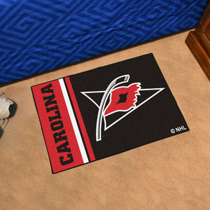 "Carolina Hurricanes Uniform Starter Rug 19""x30"""