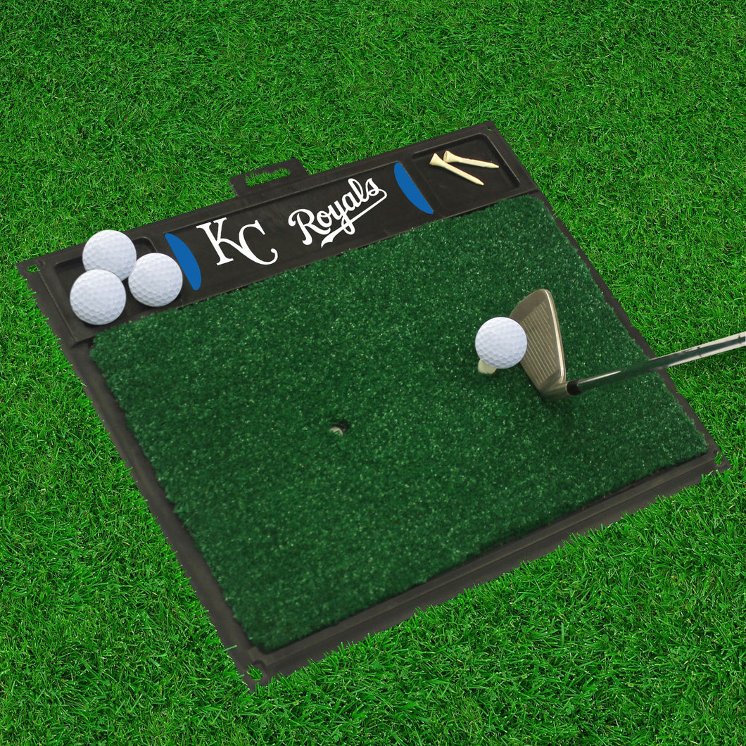MLB - Kansas City Royals Golf Hitting Mat 20
