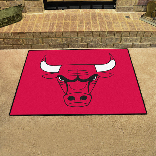 NBA - Chicago Bulls All-Star Mat 33.75